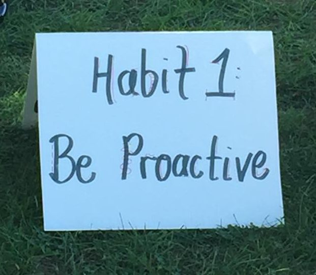 Habits of Kindness: Be Proactive