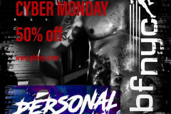 Cyber Monday-created wth iphone