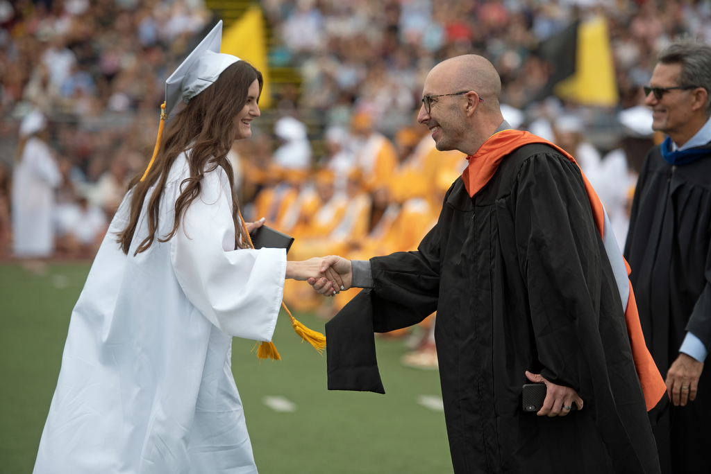 'Life is short, anything can happen in an instant' says Capistrano Valley High Graduate who Thrived Against the Odds
