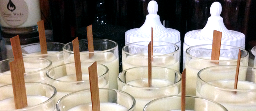 Top Seven Benefits of Soy Candles