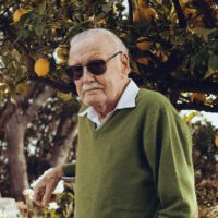 Stan Lee, the Marvel Comics maestro and co-creator of Spider-Man, X-Men and Black Panther, at his home in Los Angeles.