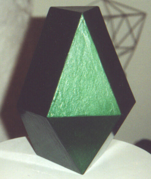 How the Chestahedron was Discovered