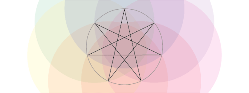 Constructing a Heptahedron – A new method using the Vesica Pisces