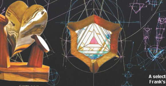 The New Sacred Geometry of Frank Chester