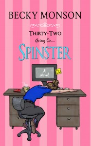 Spinster Cover - Ebook