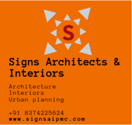 Signs – Architecture Interiors Designers &  PMC
