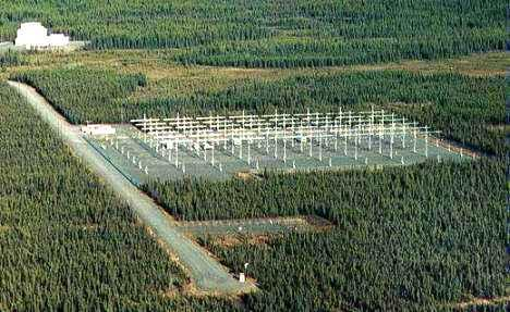 HAARP machine
