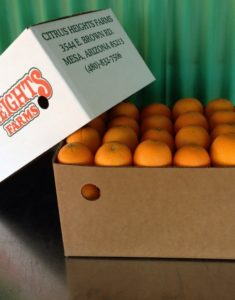 30lb AZ Sweet Navel Oranges on SALE!