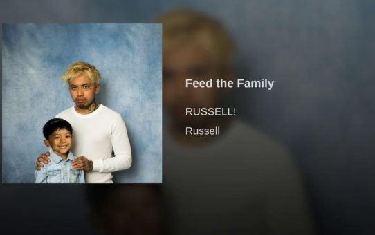 FEED THE FAMILY - RUSSELL!