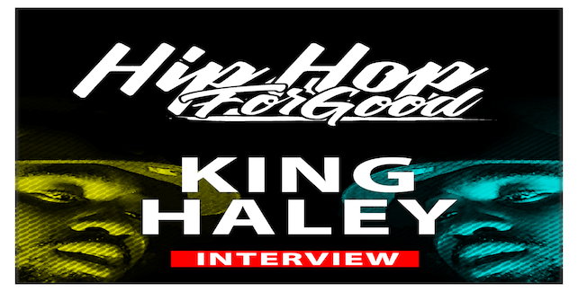 Interview with King Haley