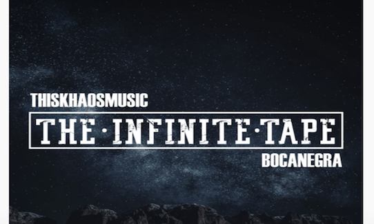 The Infinite Tape - Bocanegra