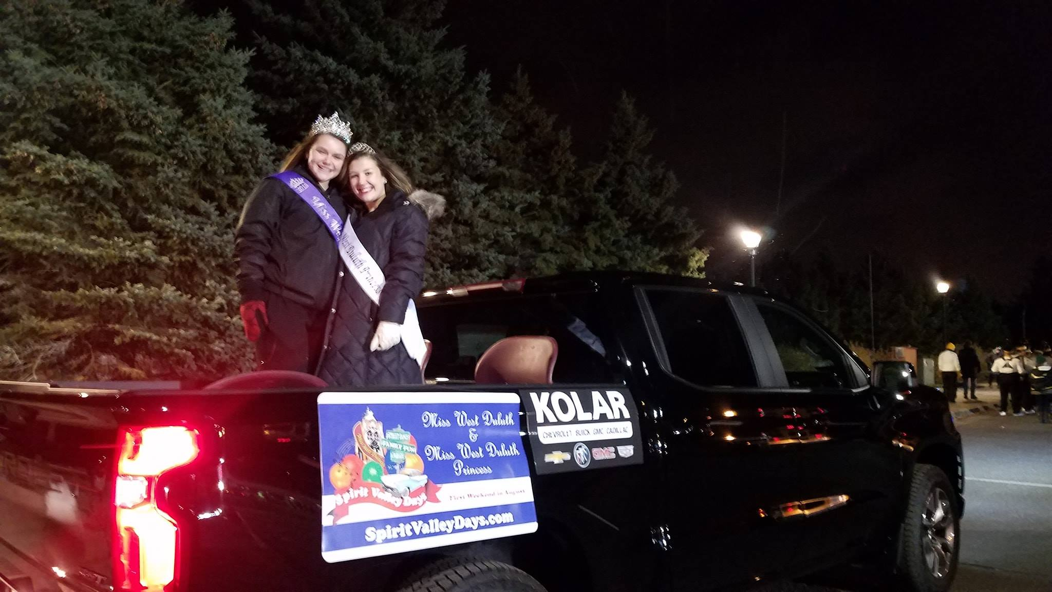 Miss West Duluth Christmas City 2018
