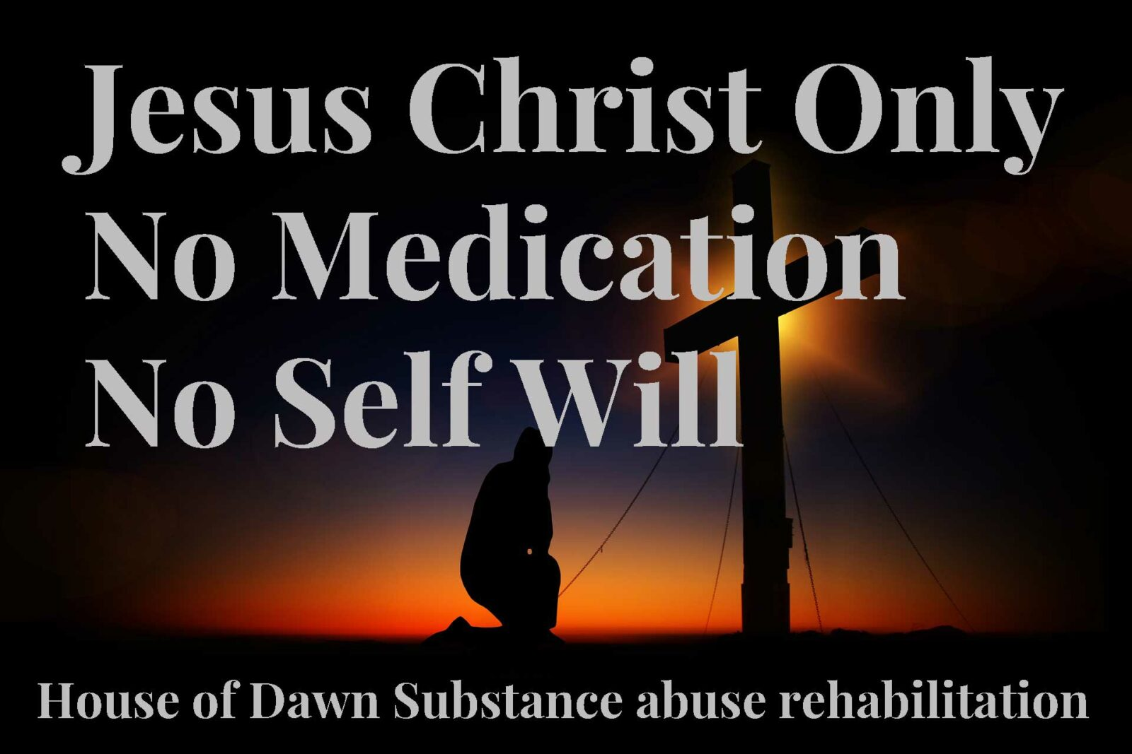 Substance abuse rehabilitation