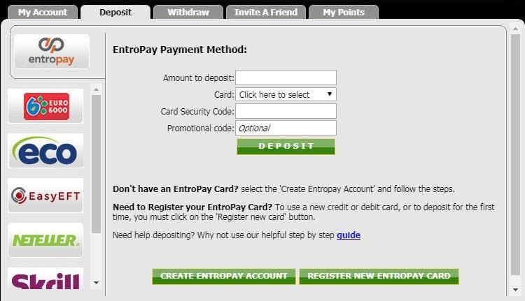 entropay online casino