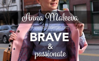 Coming Soon! Anna Maleeva exclusively for Brave & Passionate. Personal Story & Success Secrets.