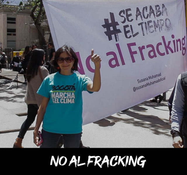 no mas fracking