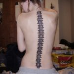 25 Best Spine Tattoo Ideas for Women