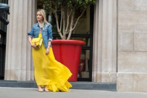 25 Yellow Colored Outfit Ideas For Women