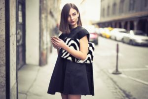 20 Contrast Color Dress Ideas To Try This Year