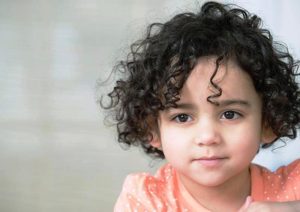 25 Cute Ideas Of Curly Hairstyle For Kids