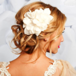 25 beautiful Wedding Updo Hairstyle Ideas