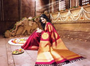 25 Ideas Of Designers Sarees 2017