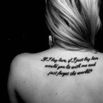 15 Inspirational Tattoos Ideas For Men And Women To Try