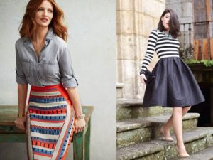 25 Amazing Skirt Outfit Ideas