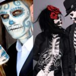 21 Awesome Couples Halloween Makeup Ideas
