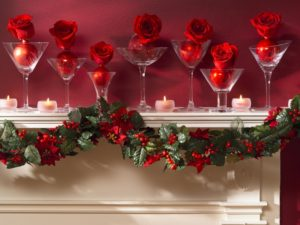 25 Red Christmas Decoration Ideas