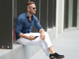 30 Awesome Summer Mens Fashion Ideas