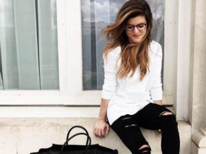 25 Trendy Black Jeans Outfits Ideas For Women