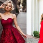40 Stunning Christmas Party Night Dresses Ideas