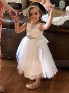 The Roles of a Flower Girl
