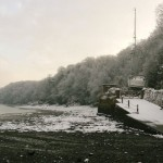 Winter at Sandy Haven Pill