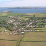 St.Ishmaels and the haven from the air