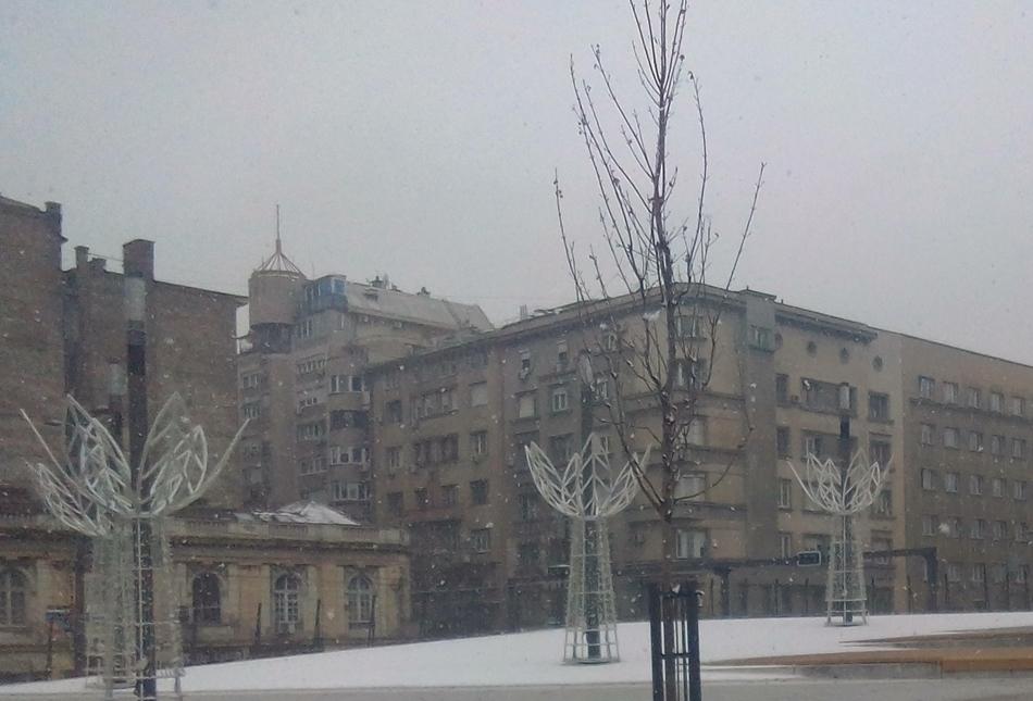 Dobro jutro Beograde! Šetnja dobro dođe na minusu