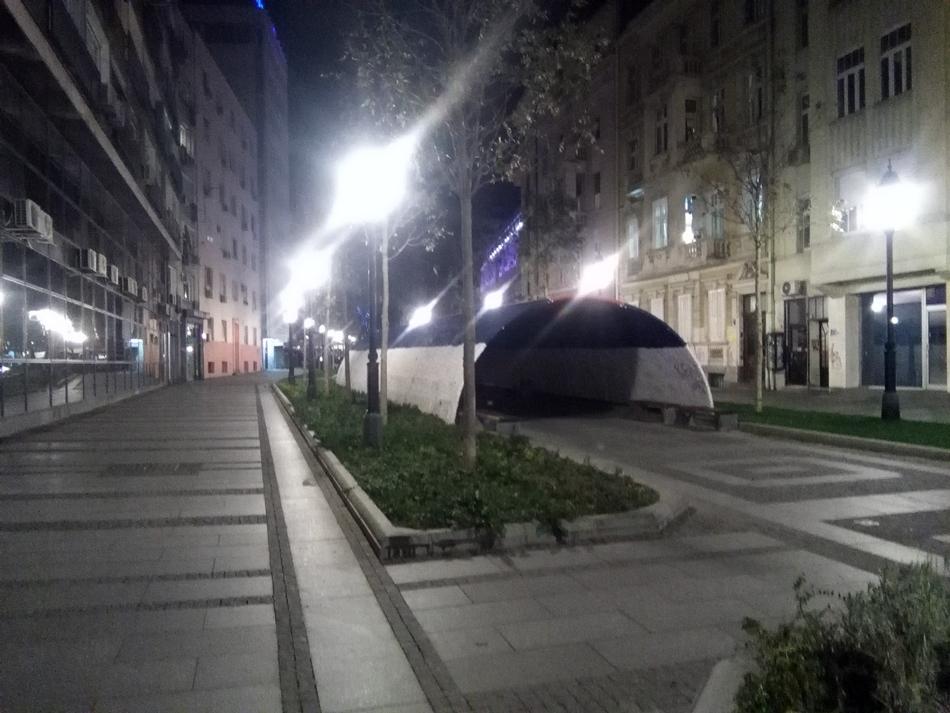 Dan u Beogradu 12.12.2019