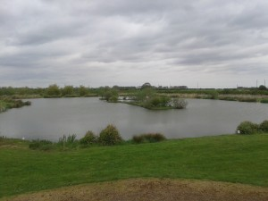 View of the Match lake. Match information for 2014 available soon.