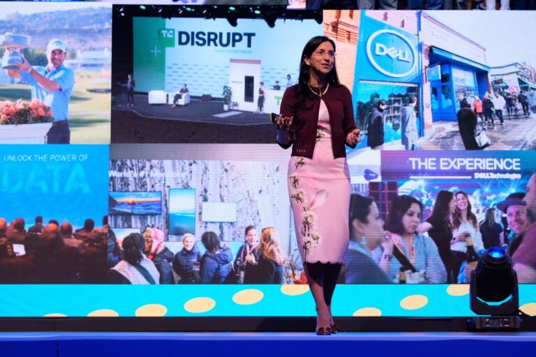 Patricia Florissi VP & Global CTO for Sales at Dell Technologies. Picture supplied by Dell