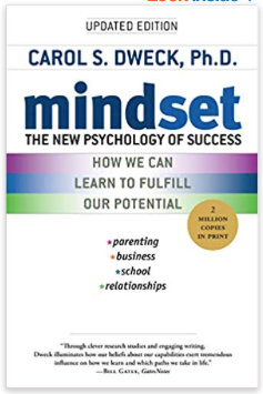 mindset the new psychology of success by carol s. dweck