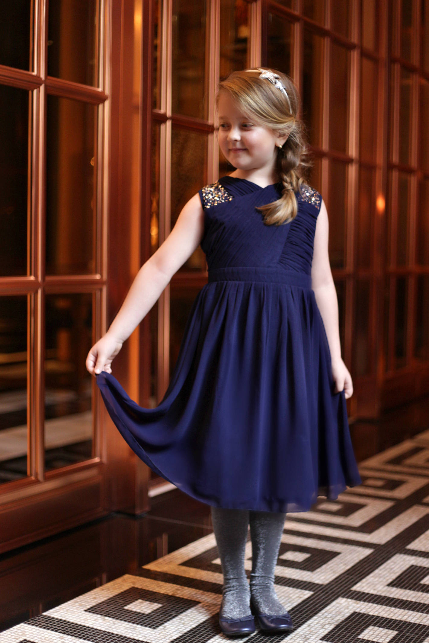 Christmas party wear for children
