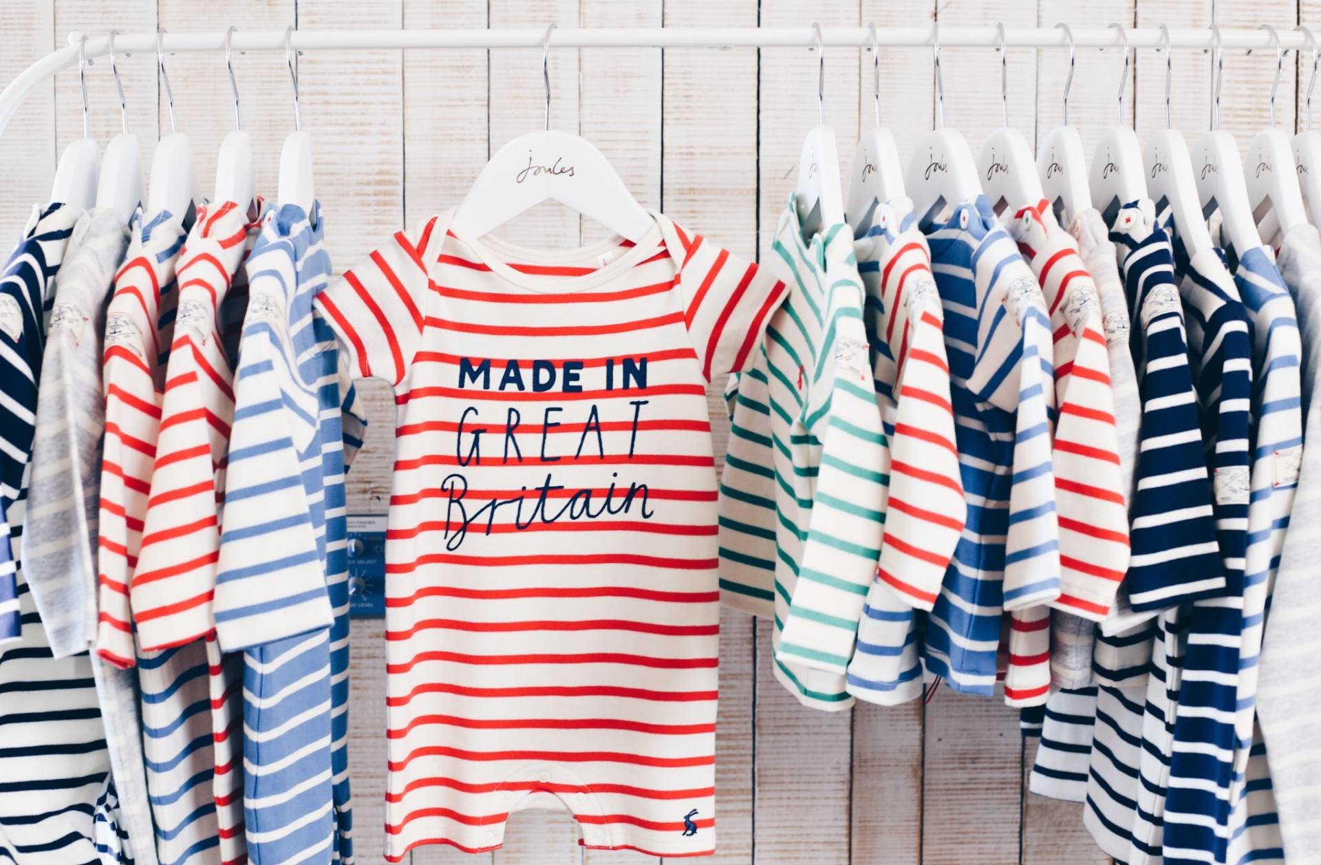 Baby Joules SS16 press preview in Watergate Bay, Cornwall