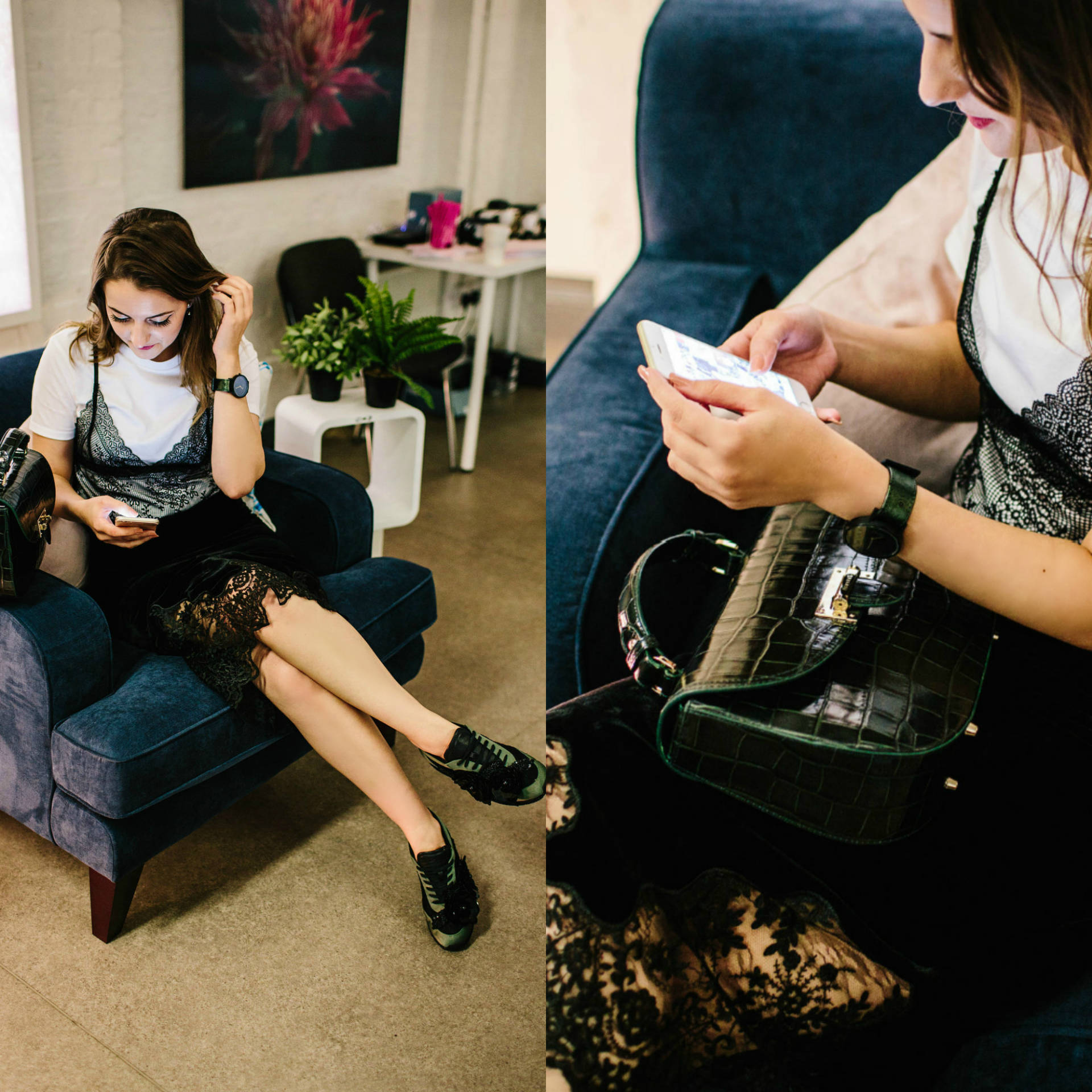Where bloggers love to hang out during fashion week