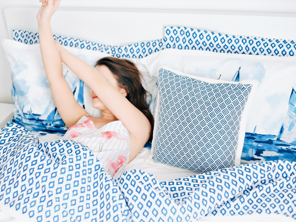 How to spruce up your bedroom for Spring