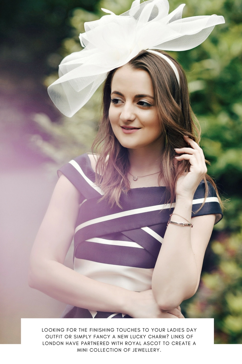 Getting race ready for Royal Ascot with Links of London - Launeden