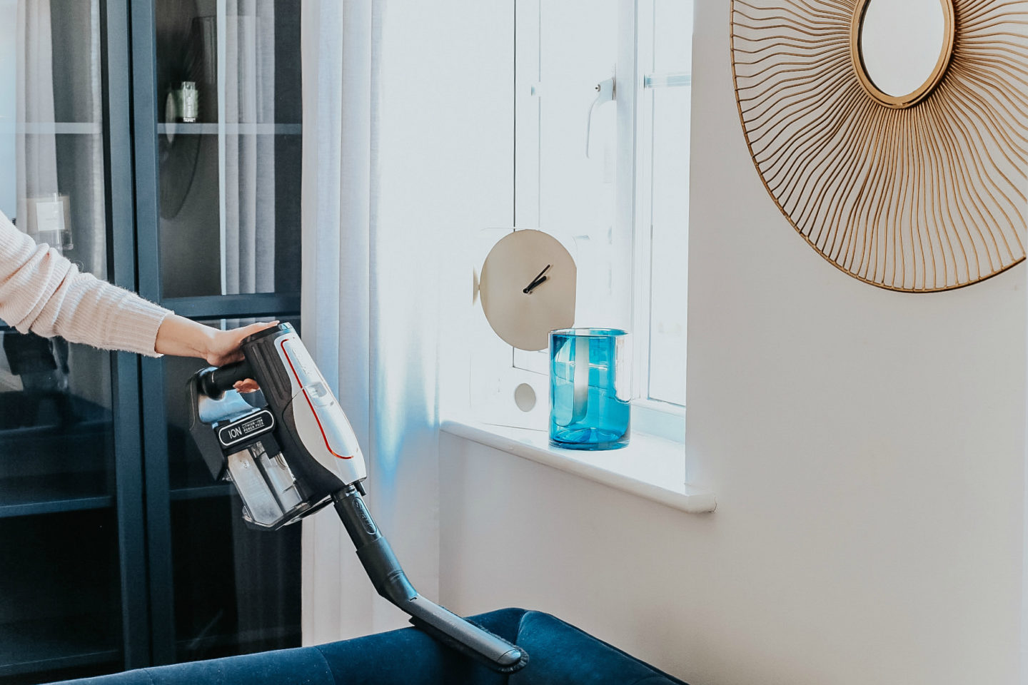 Revolutionise your cleaning with Shark DuoClean Cordless Vacuum