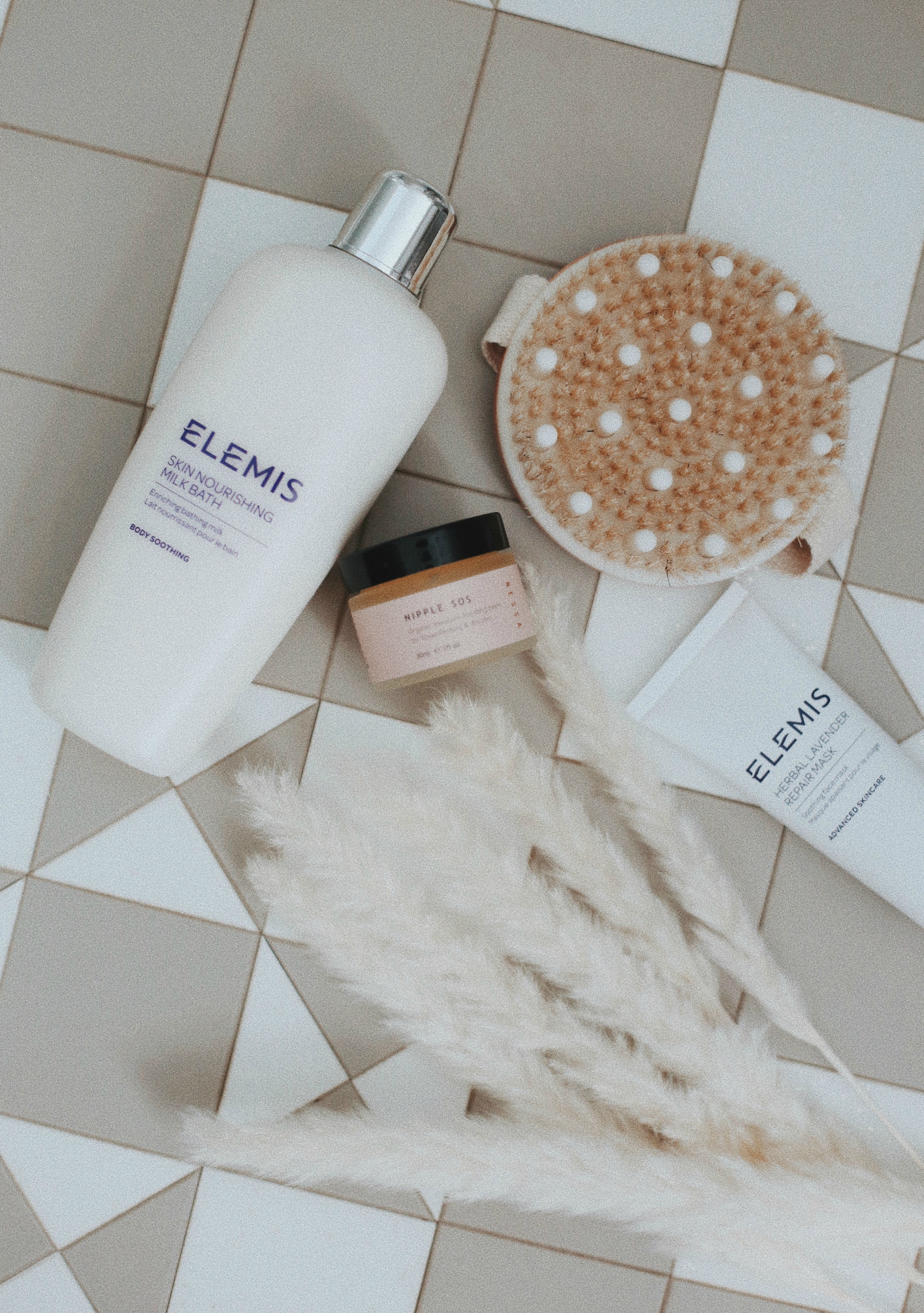 Tested and loved - best beauty products for new mums - Launeden