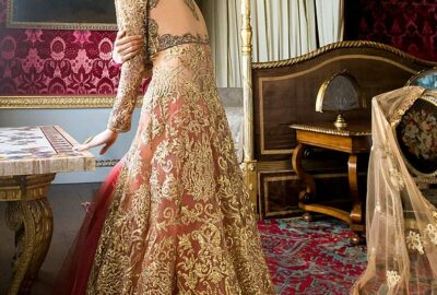 Mongas Traditional Bridal Wear Dresses