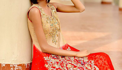 Zahra Ahmed Bridal Party Wear Dresses 2016